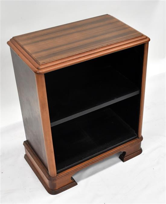 A 1940s Side Cabinet In Queensland Walnut Oak