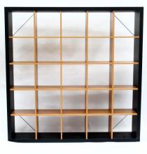 A Cubed Contemporary Bookcase