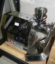 The MM Series mincer