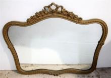 An Antique Style Mirror