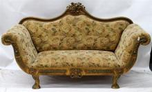 A c.1920 Antique Double End Sofa,