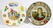 Two Royal Doulton Cabinet Plates,