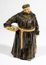 A Royal Doulton Figurine, ''The Jovial Monk,''