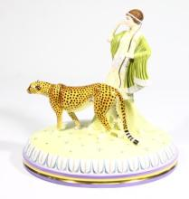A Royal Doulton Myths & Maidens ''Diana the Huntress'' Figure,
