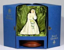 A Royal Doulton ''H. R. H. The Princess of Wales'' Figure,