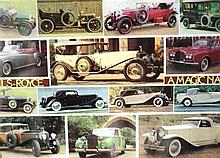 A 1978 Automible Quarterly Roll Royce Poster Number 1