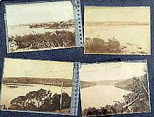 Charles Bayliss (1850-1897) A Collection of Photographs of the North Shore of Sydney including: Manly, Middle Harbour from the Spit,