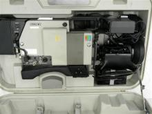 A Professional Circa 1980's Sony portable video camera in carry case