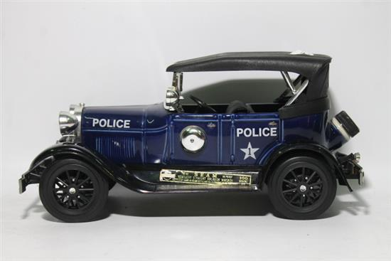 A 1929 Ford Police Jim Beam Decanter,