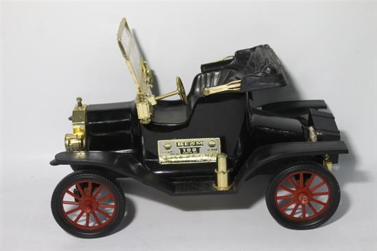 A Jim Beam Black Ford Model A Decanter,