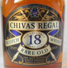 Chivas Regal 18 years old Rare Old Scotch Whisky 750 ml in original box