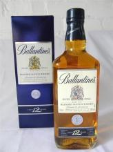 Ballantine''s Blended Scotch Whisky aged 12 years 700 ml in original box