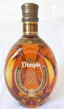 Dimple 12 year old Blended Scotch Whisky