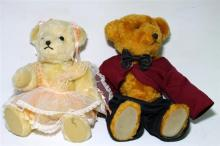 A Pair of Date Night Bears,