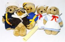 Six NRMA Bears of the Trade,