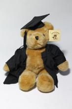 A Teddy & Friends Graduation Bear,