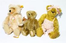 Three Small Teddy Bears,
