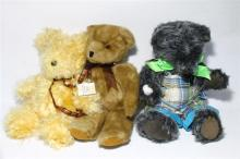 Three Teddy Bears,