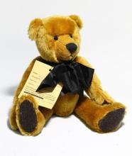 A Haworth Cottage Hand-made ''Riley'' Bear 1993,