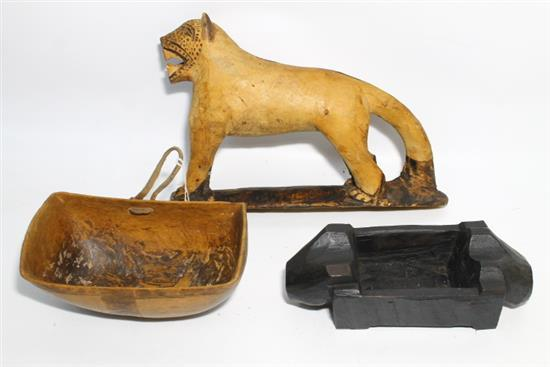 African Decorative Objects In Australia
