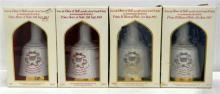 Four Bell's Scotch Whiskies to Commemorate the births of Prince William & Prince Harry 500ml
