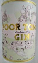 A Bottle of Poor Toms Gin, 700ml