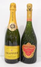 Two French Champagnes 750ml