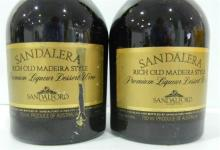 Two Rich Old Madeira Style Premium Liqueur Dessert Wines 750ml,