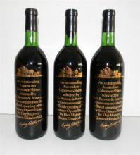 An outstanding Australian Cabernet Shiraz selected by H.G. Brown & Sons Pty. Ltd to commemorate the official opening of the Sydney O...