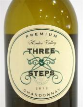 Twelve 2013 Premium Hunter Valley Three Steps Chardonnay 750ml