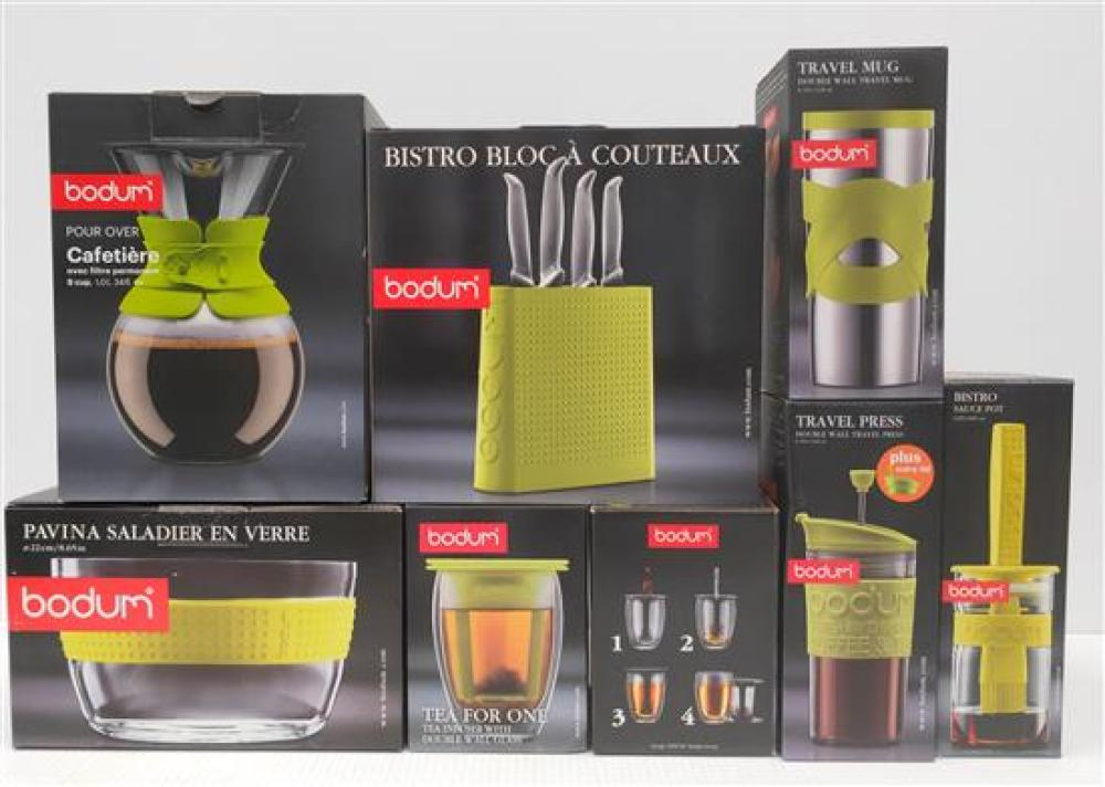 A Selection of Bodum Items incl.