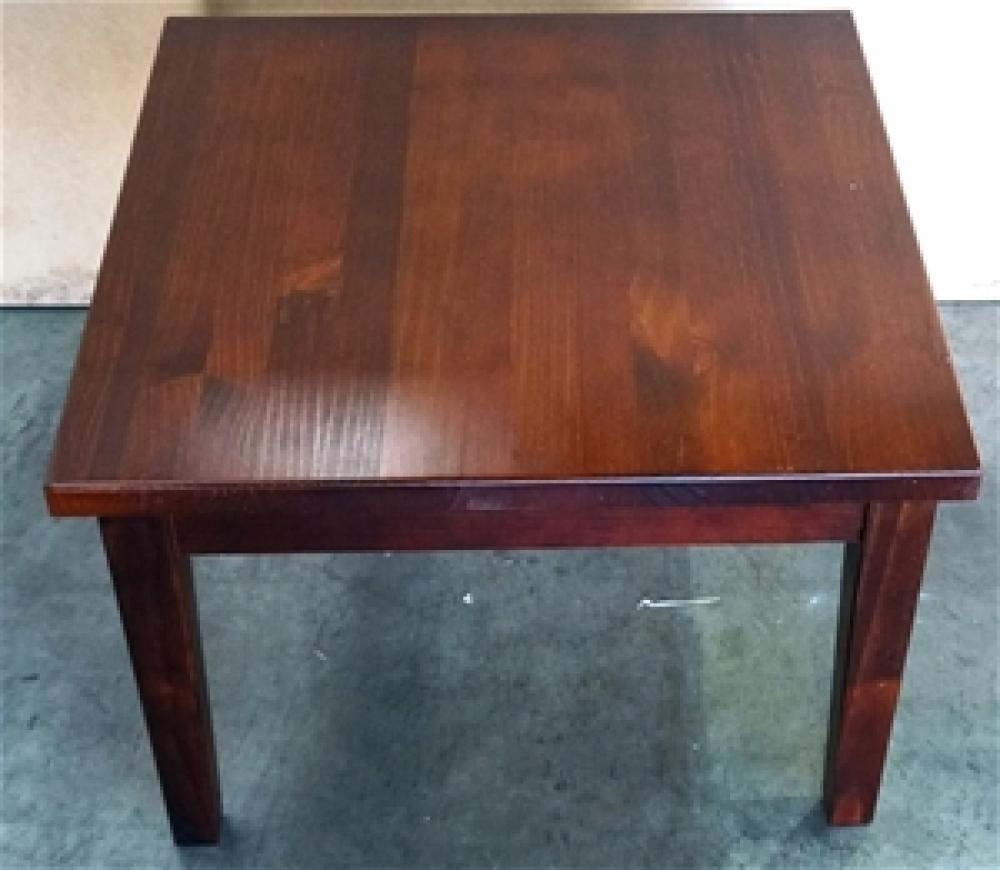 Two City Life Lamp Tables (flatpack) 45 x 65 x 65 cms
