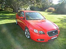 A 2006 Subaru (import) Blitzen 4 door sedan TO BE AUCTIONED AT 11AM