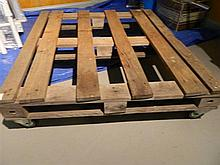 A very useful mobile pallet