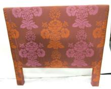 A Fabric Upholstered Bed Head