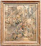 John Barber painting (New York, 1898-1965),, John Barber, Click for value