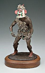 Pat Mathiesen sculpture (Arizona, born 1934),