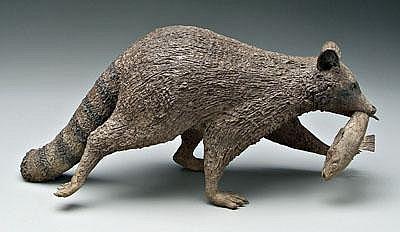 André Harvey bronze (Delaware, born 1941),