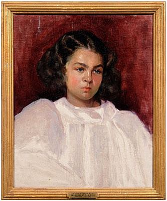 Marion Patten painting (Massachusetts, 1889-1941),