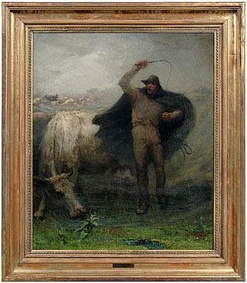 Elliott Daingerfield painting (New York/North