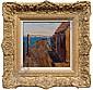 Harry Pfeiffer impressionist painting (Heinrich, Heinrich Herman Pfeiffer, Click for value