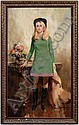 Rico Tomaso painting (New York, 1898-1985), full, Rico Tomaso, Click for value