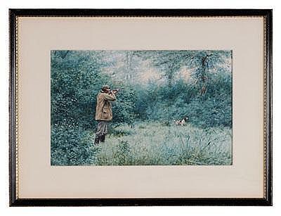 Arthur Burdett Frost (Pennsylvania/California,