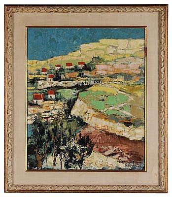 Bertoldo Taibert, (French, 1915-1974),