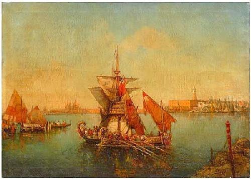 Nicholas Briganti Venetian painting