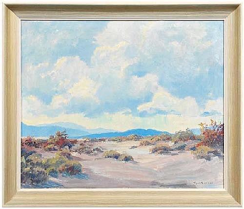 Paul Conner California painting (California,
