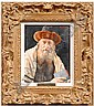 Otto Eichinger Judaica painting (Austrian, born, Otto Eichinger, Click for value