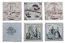 Collection of 67 Assorted Antique
