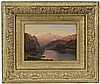 Manner of Frederic Edwin Church, Frederic Edwin Church, Click for value