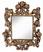 Italian Baroque Style Carved and Gilt